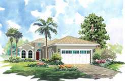 Westridge in Orlando by Renar Homes